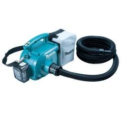 Odsysacz pyłu akumulatorowy Makita BVC340Z 14.4 V
