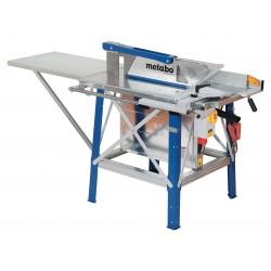 Pilarka stołowa Metabo BKS450 Plus - 5,5 DNB z przedłużeniem stołu