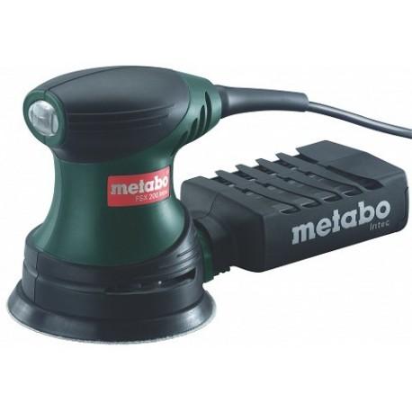 Szlifierka mimośrodowa Metabo FSX200 Intec
