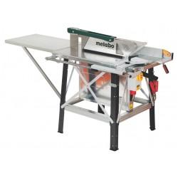 Pilarka stołowa Metabo BKH450 Plus - 5,5 DNB z przedłużeniem stołu