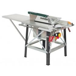 Pilarka stołowa Metabo BKS400 Plus - 3,1 WNB z przedłużeniem stołu