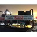 Agregat prądotwórczy jednofazowy z AVR FOGO F3001R