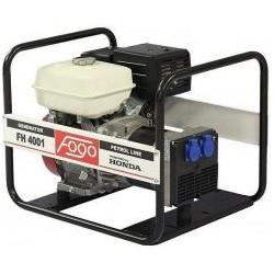 agregat prądotwórczy z AVR FOGO FH4001R
