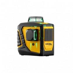 Laser budowlany zielony Nivel System CL2D-G