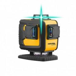 Laser budowlany niebieski 4-płaszczyznowy Nivel System CL4D-B
