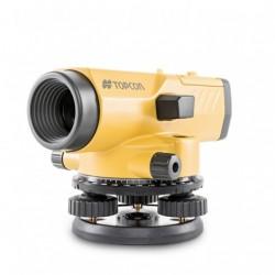 Niwelator optyczny Topcon AT-B4A + Łata + statyw